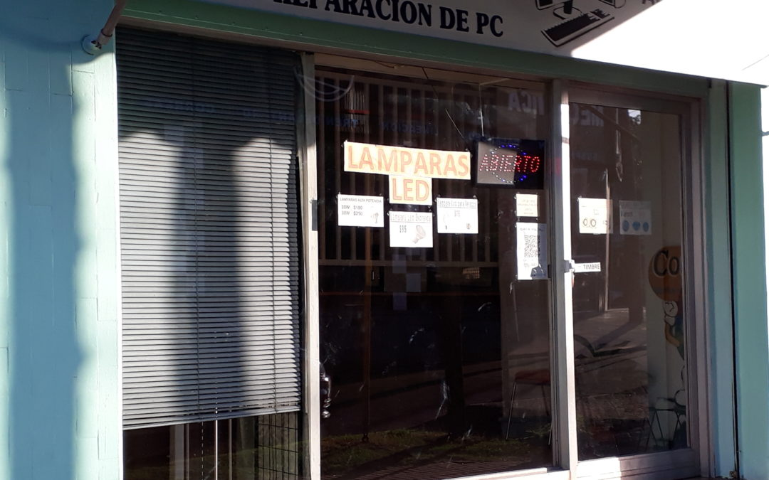 VENTA LOCAL EN GRAL. PACHECO