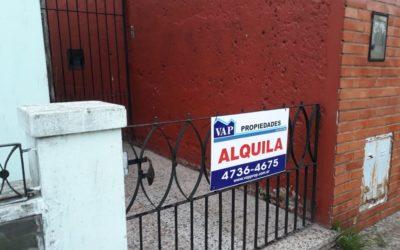 ALQUILER DEPARTAMENTO 2 AMBIENTES EN SAN FERNANDO