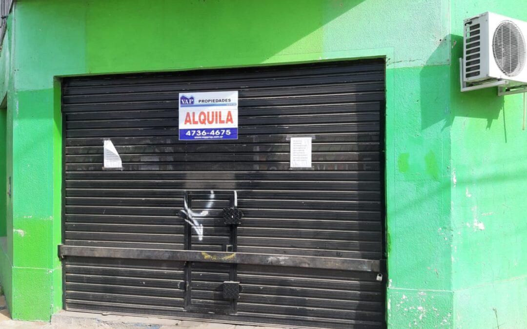 ALQUILER LOCAL RUTA 9 EL ZORZAL
