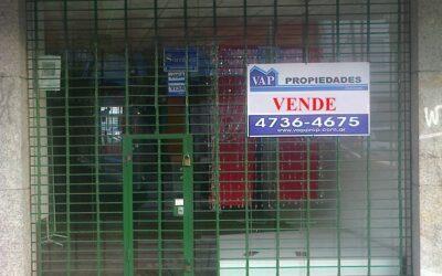 VENTA LOCAL 25 M2 CENTRO DE PACHECO